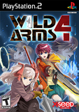 Wild Arms 4 (PlayStation 2)
